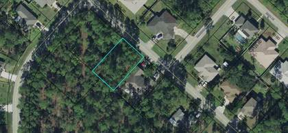 Lots And Land for sale in 4 RYAPPLE LANE, Palm Coast, FL, 32164