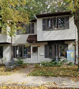 Residential Property for sale in 109 Lombard Court, Staten Island, NY, 10312