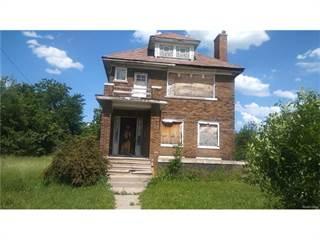 Multi-family Home for sale in 3542 ANDERDON Street, Detroit, MI, 48215