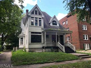 Single Family for sale in 665 W Prairie, Decatur, IL, 62522
