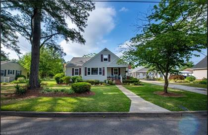 Residential Property for sale in 4310 Clifford Street, Portsmouth, VA, 23707