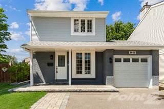 Residential Property for sale in 1669 Saxony Cres, Ottawa, Ontario, K1B 5K8