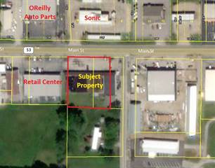 Comm/Ind for sale in 26944 Main Street, Ardmore, AL, 35739