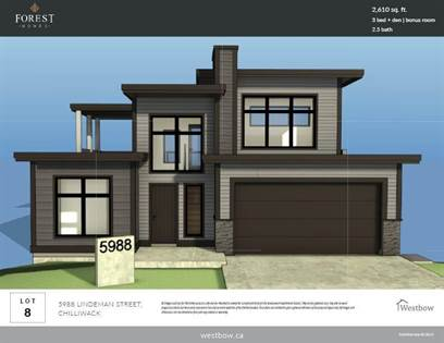 Single Family for sale in 5988 LINDEMAN STREET 8, Chilliwack, British Columbia, V2R0R9