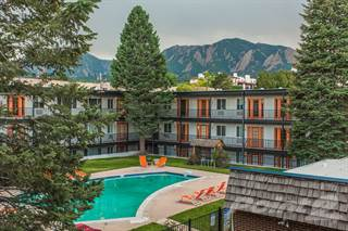 Apartment for rent in The Lodge, Boulder, CO, 80303