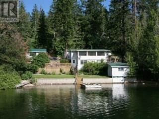 Single Family for sale in 1431 LITTLE SHUSWAP LAKE ROAD, Quaaout, British Columbia