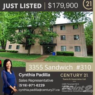Residential Property for sale in 3355 Sandwich, Windsor, Ontario, N9C 1B2