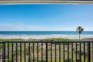 Condo for sale in 4570 Ocean Beach Boulevard 126, Cocoa Beach, FL, 32931