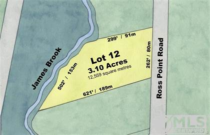 Lots And Land for sale in 98-12 Ross Point Road, Greater Saint Andrews, New Brunswick