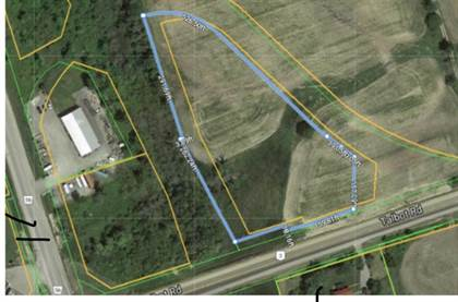 Vacant Land for sale in Lot # 5 # 3 Highway Highway, Cayuga, Ontario