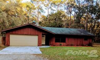 Residential Property for sale in 16096 Seminole Blvd, Croom Wildlife Management Area, FL, 34601