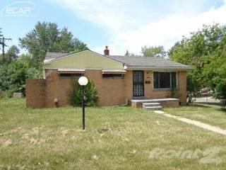 Residential Property for sale in 6027 Detroit st, Beecher, MI, 48458