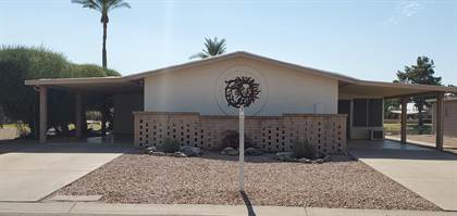 Residential Property for sale in 9108 E COUNTRY CLUB Drive, Sun Lakes, AZ, 85248