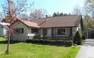Single Family for sale in 1628 BISCHOFF Road, East Tawas, MI, 48730