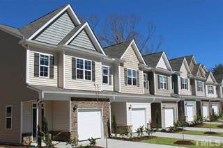 Townhouse for sale in 3659 Durwood Lane 49, Raleigh, NC, 27604