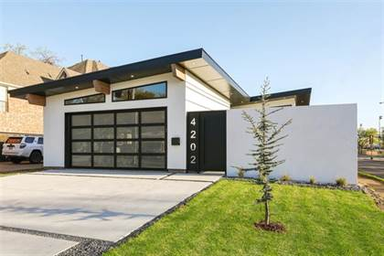 Residential Property for sale in 4202 Bonham Street, Dallas, TX, 75229