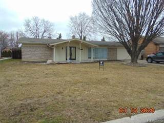 Single Family for rent in 4567 TORRINGTON Drive, Sterling Heights, MI, 48310