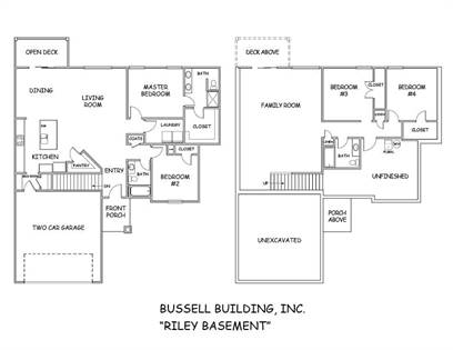 Residential Property for sale in 814 South Ridgemont Drive Lot 24, Nixa, MO, 65714