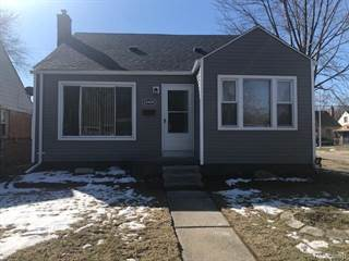 Single Family for sale in 20404 ROSCOMMON Street, Harper Woods, MI, 48225