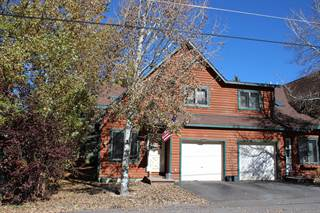 Townhouse for sale in 525 S CACHE ST, Jackson, WY, 83001