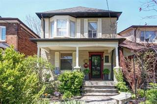 Residential Property for sale in 26 Methuen Ave, Toronto, Ontario, M6S1Z6