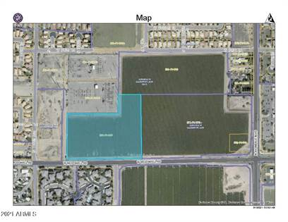 Lots And Land for sale in 1111 W McDowell Road, Avondale, AZ, 85392