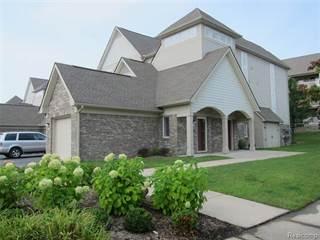 Condo for sale in 869 AMANDA Lane 75, Pontiac, MI, 48340