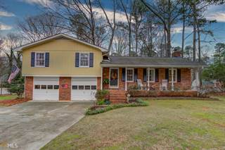 Single Family for sale in 566 Coast Oak Cir, Lawrenceville, GA, 30046