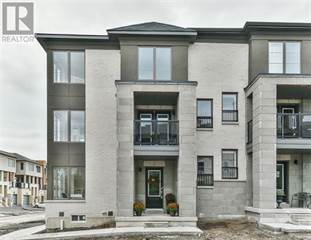 Condo for sale in 60 PALLOCK HILL WAY, Whitby, Ontario