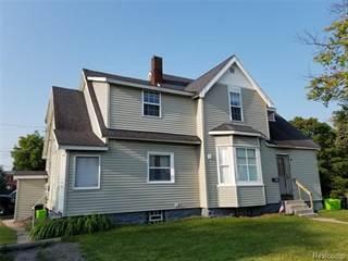 Multi-family Home for sale in 1732 10TH Avenue, Port Huron, MI, 48060