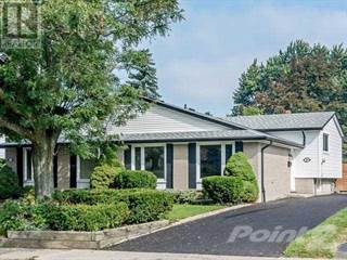 Single Family for sale in 80 GARROW DR, Hamilton, Ontario