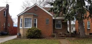Single Family for sale in 6261 PIEDMONT Street, Detroit, MI, 48228