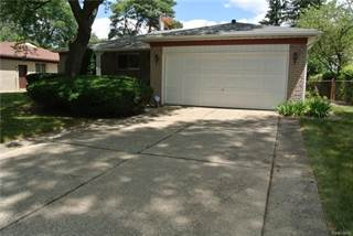 Single Family for sale in 25428 PARSONS Drive, Southfield, MI, 48075