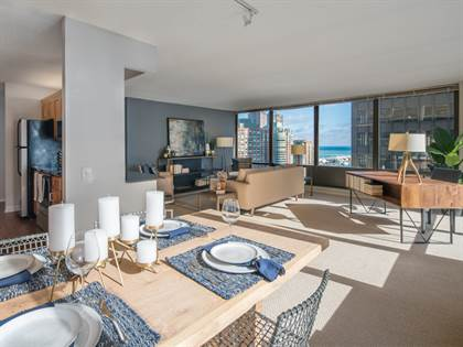 Apartment for rent in 233 East Wacker Drive, Chicago, IL, 60601