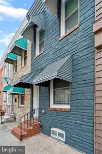 Residential Property for sale in 203 PORT STREET, Baltimore City, MD, 21224