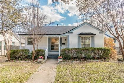 Residential for sale in 4005 El Campo Avenue, Fort Worth, TX, 76107
