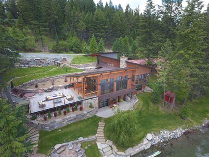 Residential Property for sale in 516 Glen Lake Drive, Eureka, MT, 59917