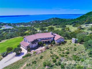 Single Family for sale in 200 White Bluff Trail Overlooking Lake Buchanan, Burnet, TX, 78611