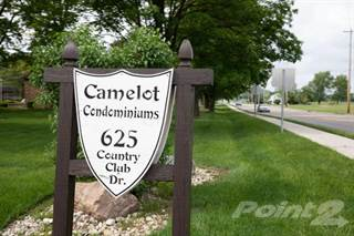 Condo for sale in 625 Country Club Drive G-5, Newark, OH, 43055