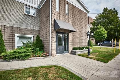 Condominium for sale in 26 Spencer St E., Cobourg, Ontario, K9A 1C2