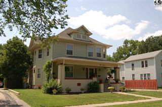 Single Family for sale in 412 S Maple St, Mcpherson, KS, 67460