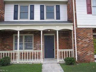 Townhouse for rent in 217 Choisy Crescent, Yorktown, VA, 23692