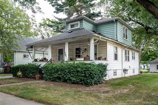Multi-family Home for sale in 795 N EVERGREEN Street, Plymouth, MI, 48170