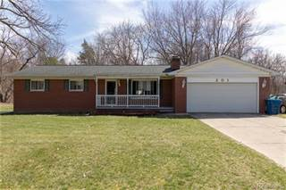 Single Family for sale in 201 BLYTHE Avenue, Linden, MI, 48451