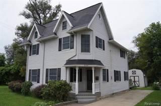 Single Family for sale in 244 HORTON Street, Lapeer, MI, 48446
