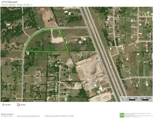 Comm/Ind for sale in 14176 Maxwell Boulevard, Fort Worth, TX, 76179