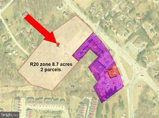 Land for sale in 4852 & 4862 MONTGOMERY ROAD, Ellicott City, MD, 21043