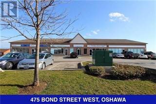 Office Space for rent in 475 BOND ST W 6, Oshawa, Ontario