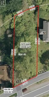 Vacant Land for sale in 4817 Dunbar St, Port Alberni, British Columbia, V9Y3G8