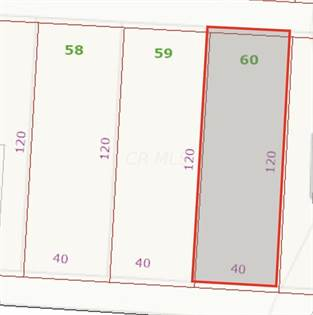 Lots And Land for sale in 0 Melrose Avenue, Columbus, OH, 43211